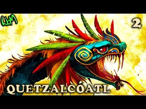 Quetzalcoatl / Kukulkan  Explained - Abilities, World Creation, Appearance  (PART 2 Of 2)