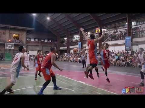 Laoag vs Bacarra - Game 1 - Laoag City Highlights Only [Sirib Basketball Tournament 2016]