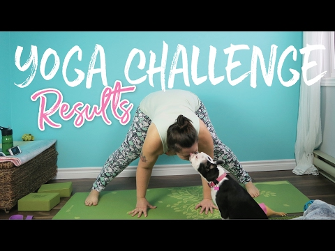 10 Minutes of Yoga a Day RESULTS  |   January Yoga Challenge thumbnail