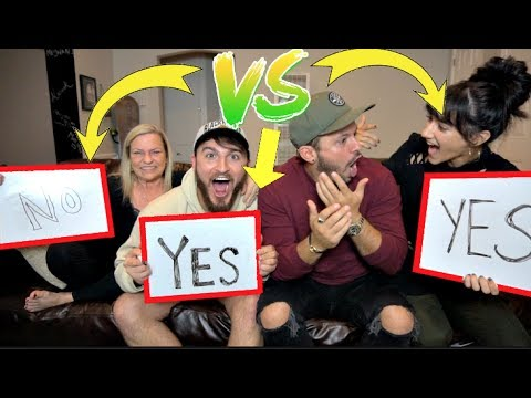 GIRLFRIEND VS BESTFRIEND VS MOM CHALLENGE!!