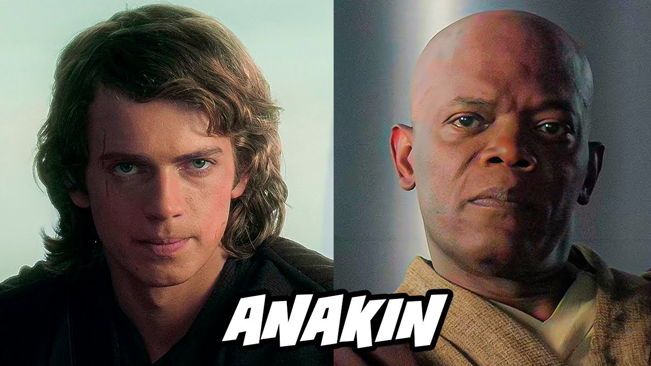 If Mace Windu Chose the Dark Side Would Palpatine Take Him over Anakin?