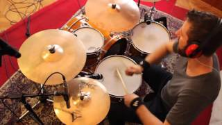 Jimmy Eat World -The Middle Drum Cover by Peter Berta