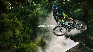 Maiden Voyage —Thomas Vanderham Blasting His New DH Bike