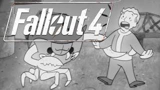 Fallout 4 Прохождение 16 Светящееся море