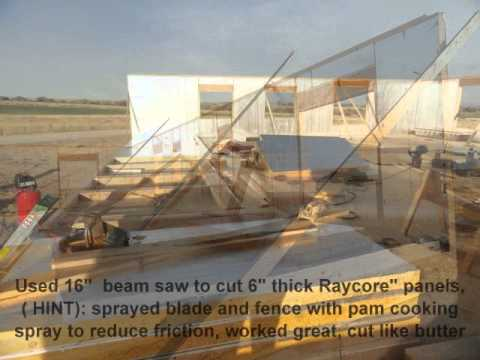RAY-CORE SIP Panels a Hit with