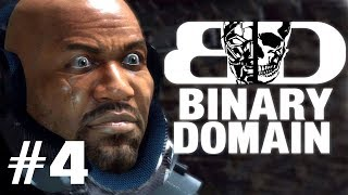 Two Best Friends Play Binary Domain (Part 04)