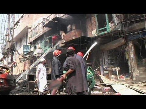 Pakistan : Second Deadly Bomb Blast In A Week Kills 31 People