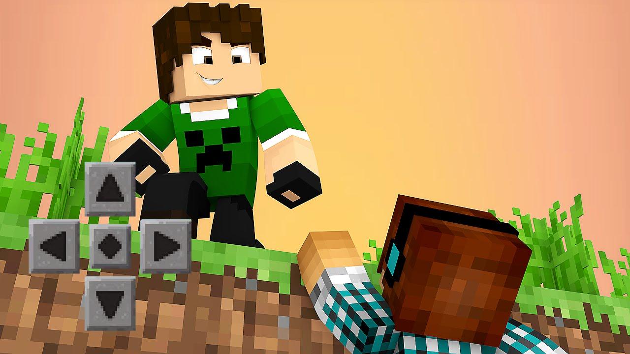 A VINGANÇA !! - Minecraft de Férias #04 (Minecraft PE ...