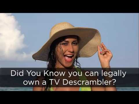 The Ultimate TV Descrambler from YouTube · Duration:  1 minutes 9 seconds