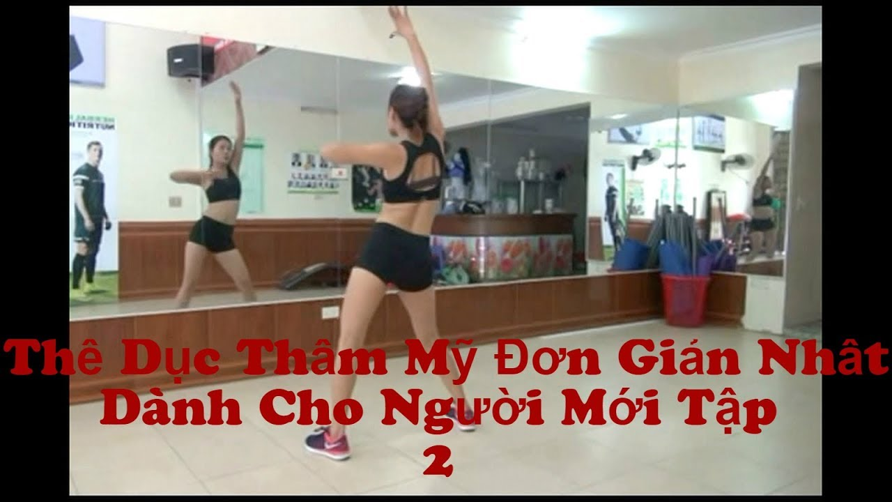 Thể Dục Thẩm Mỹ Tại Nhà| |Aerobic dance workout for weight loss at home easy part 1| Oanh Aerobics
