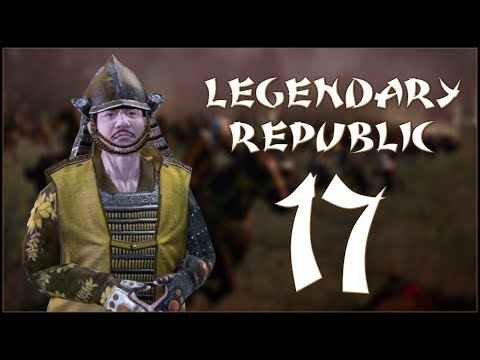 UNEXPECTED WARS - Obama (Legendary Republic) - Fall of the Samurai - Ep.17!