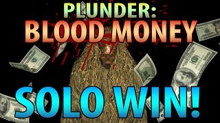 PLUNDER: BLOOD MONEY | 1st SOLO WIN! 19 KILLS $1.29MIL | CALL OF DUTY: WARZONE