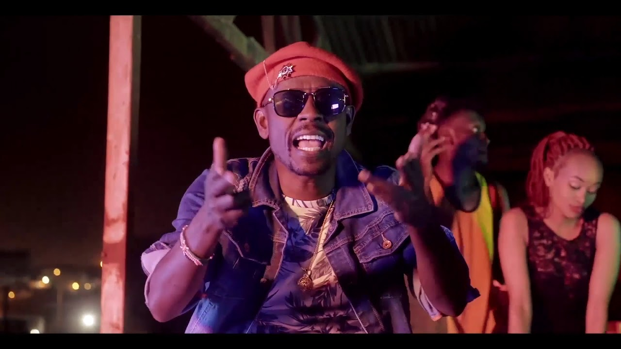 Download P-UNIT ft Magix Enga - FIRE - (Official Music Video)
