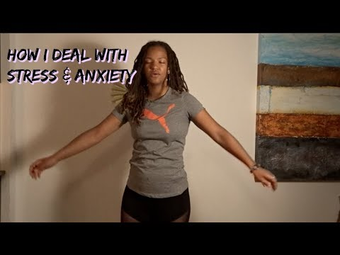 HOW TO COMBAT STRESS/ANXIETY