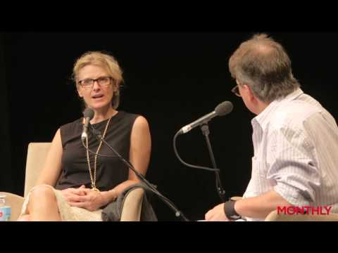 The Signature of All Things: Elizabeth Gilbert in conversation (Perth Writers Festival 2015)