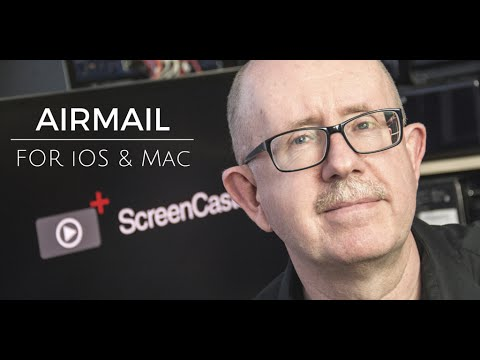 Airmail for iOS & Mac - ScreenCastsOnline Tutorial of the Week Preview