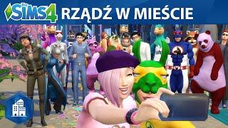 The Sims 4 Miejskie życie: oficjalny zwiastun