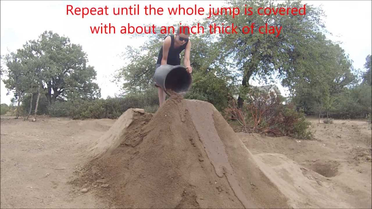 How To Rebuild a BMX Dirt Jump in 10 Steps