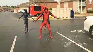 Avengers   Funny Dance Hindi   Teri Aakhya Ka Yo K kajal