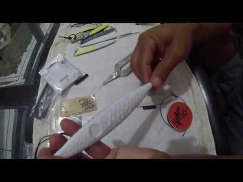 Key West Kayak - Making Cheap Vertical Jigs