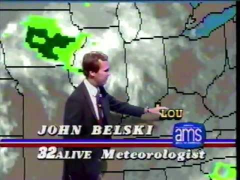 WLKY-TV - New Hearst Graphics Debut - Matt Milosevich Weather - 12 ...