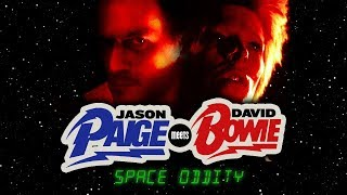 Jason Paige & David Bowie Sing Space Oddity (Cover)