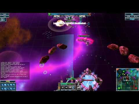 Stellar Impact - MOBA style space game