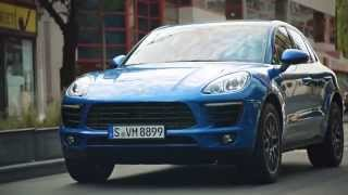 The New Porsche Macan -  The SPORTS CAR DREAM
