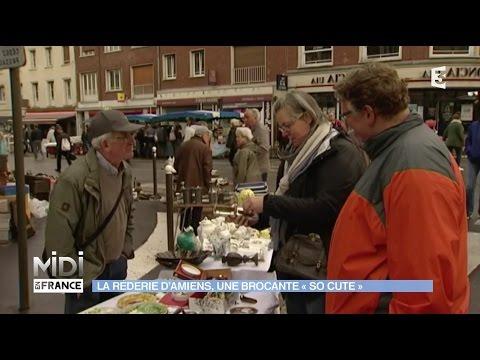 """La rederie d'Amiens, une brocante """"so cute"""""""