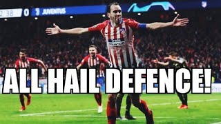 Atletico Madrid 2-0 Juventus Post Match Analysis   Champions League Reaction Review