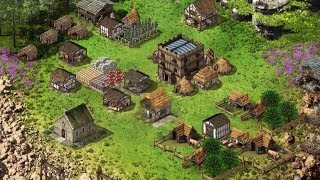 Stronghold Kingdoms Guerra Feudal android game first look gameplay español
