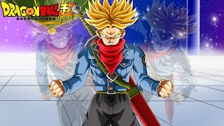 Future Trunks In The Tournament Of Power