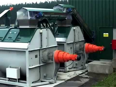 HotRot In-vessel Composting Video