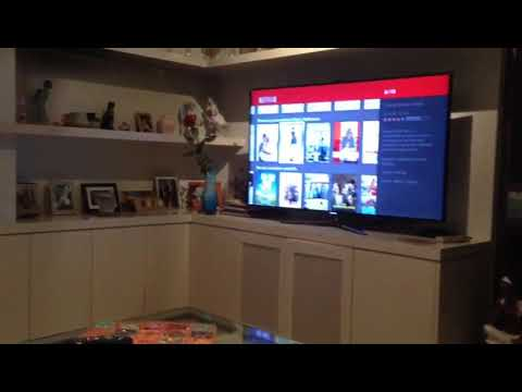 How do i switch netflix accounts on my samsung smart tv