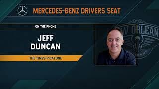 Pelicans Insider Jeff Duncan Talks Draft Lottery, Zion & AD w/Dan Patrick | Full Interview | 5/15/19