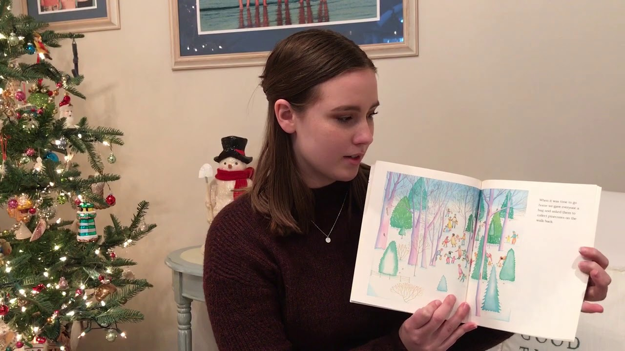 The After Christmas Tree- Children's Storytelling
