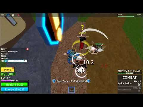 Roblox Blox Piece (Gameplay) and Working Codes