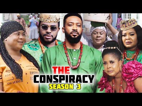 THE CONSPIRACY SEASON 3(Trending New Movie)Fredrick Leonard U0026 Uju Okoli 2021  Nigerian Movie 720p