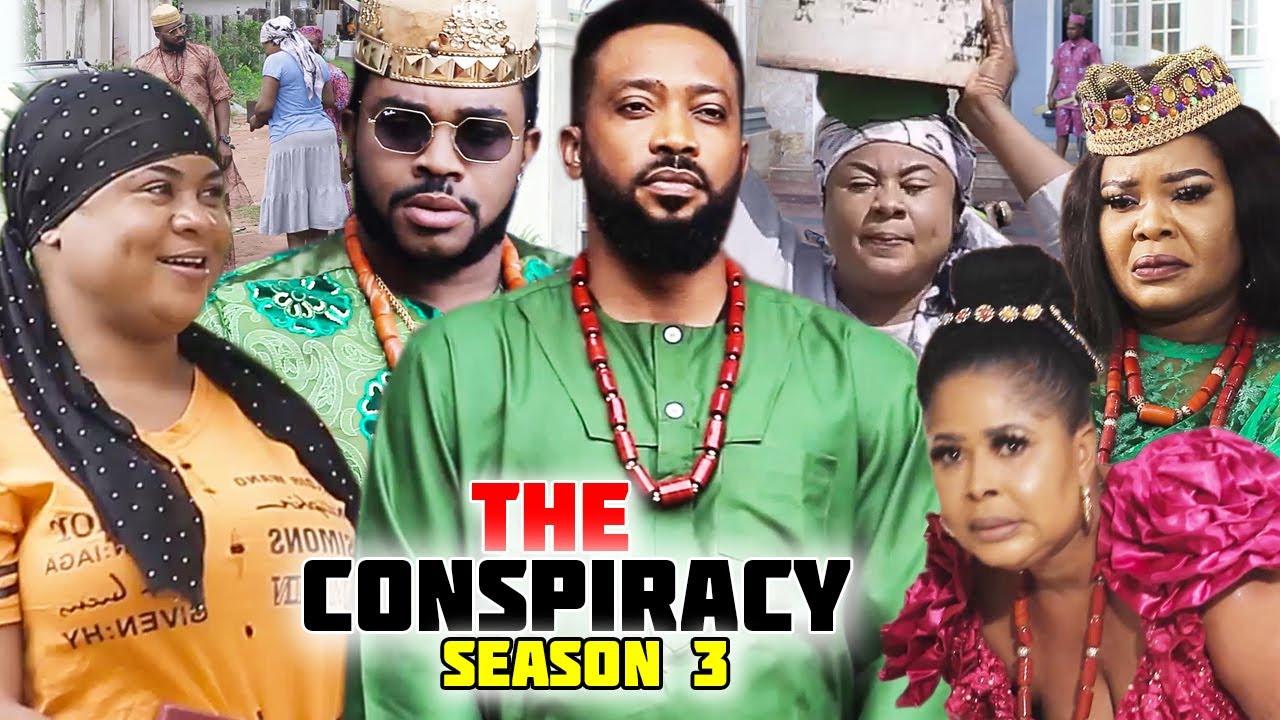 Download THE CONSPIRACY SEASON 3(Trending New Movie)Fredrick Leonard & Uju Okoli 2021  Nigerian Movie 720p