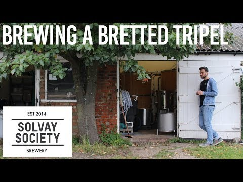 Straffe Hendrik Wild: brewing a brett tripel | The Craft Beer Channel