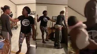Black Woman Beats Her Grandmother For Falling Asleep With Her Baby On Her Chest Breakdown
