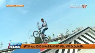 RPTRA Kalijodo Jadi Favorit Warga Ibu Kota