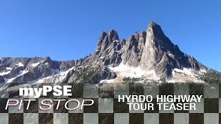 myPSE pit stops: hydro highway tour - teaser