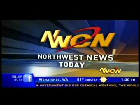NWCN (Northwest Cable News) Open, Stations Open, and Belo Station ID