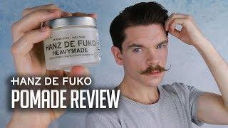 Hanz De Fuko Heavymade Pomade | Honest Review