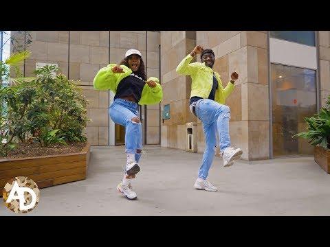 DJ Tunez - Turn Up Ft. Wizkid X Reekado Banks (Dance Video)