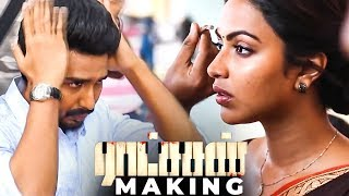 Ratsasan Official Making Video Reaction | Maayangal Naanada | Vishnu Vishal, Amala Paul