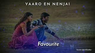 Yaaro en nenjai😘 bgm video song 💕 WhatsApp status 💓 from Kutty movie