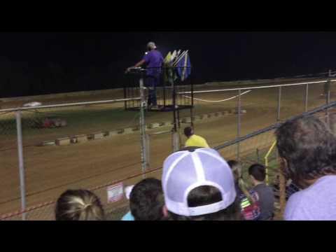 2016 Baton Rouge Raceway Car Races