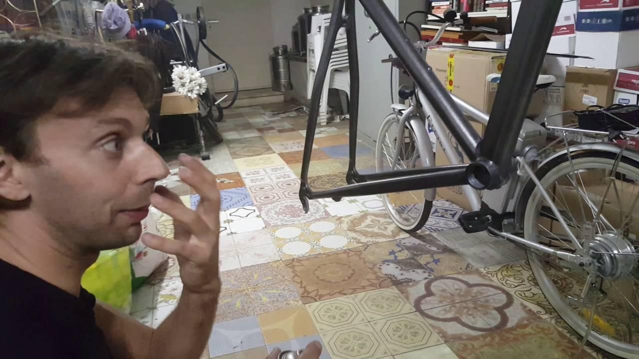 Come verniciare una bici - Idee Green